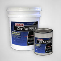 Off the Wall Coating Remover